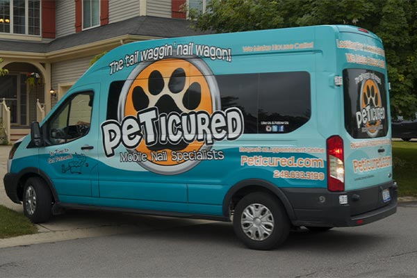 mobile dog grooming business