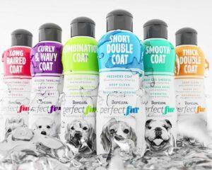 Tropiclean Perfect Fur Shampoo