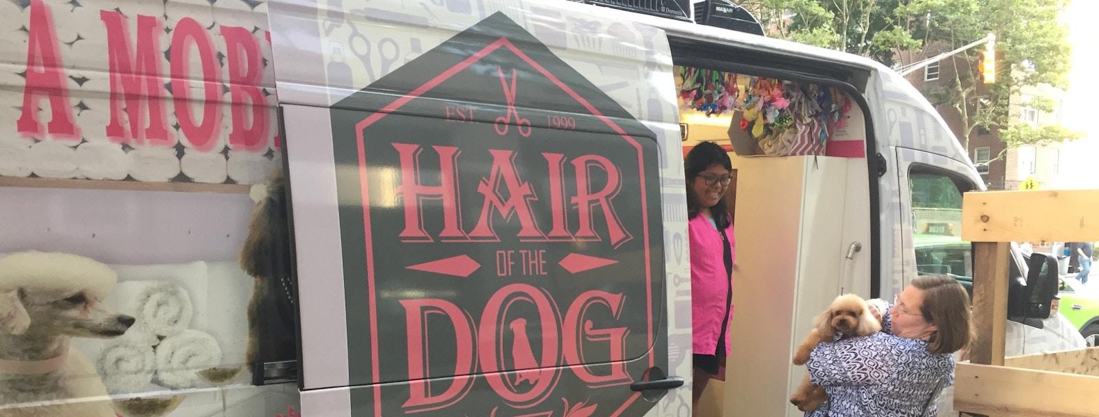 mobile grooming header